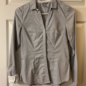 H&M Long Sleeve Shirt Fitted